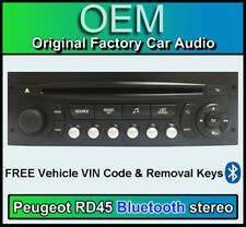 Kenwood Radio Schlüssel : radios f r peugeot 207 sw g nstig kaufen ebay ~ Jslefanu.com Haus und Dekorationen