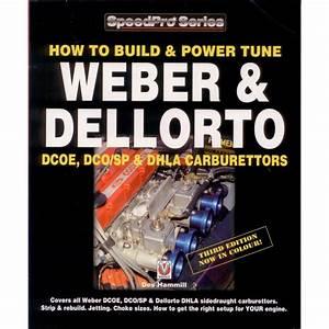 Dellorto  U0026 Weber Power Tuning Guide