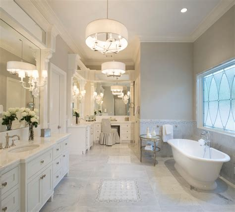 representative traditional bathroom designs full