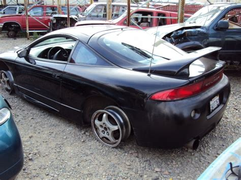 1997 Mitsubishi Eclipse Parts by 1997 Mitsubishi Eclipse Turbo 5 Speed Transmission Color