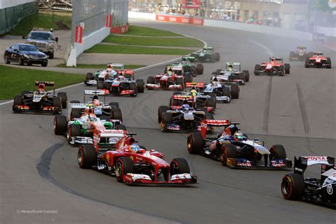 2013 Canadian Grand Prix In Pictures  F1 Fanatic