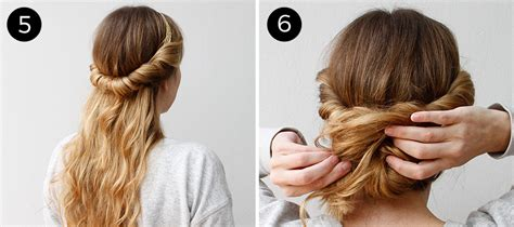 Upgrade Your Tuck And Cover With A Low Messy Bun Easy Hairstyles For Fine Hair 2012 Japanese Oval Faces Curly Haircut Advice Color Odds Chart Beach Plaits By Face Shape Bob Dvd Using Curling Wand
