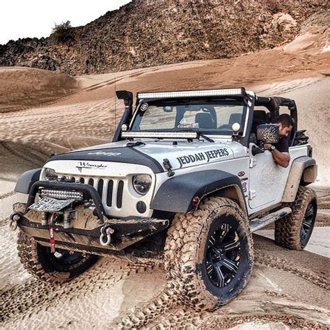 small jeep white 17 best images about lifted trucks on pinterest chevy