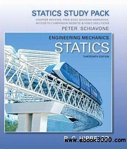 Engineering Mechanics Dynamics Free Body Diagram Workbook Chapter Review