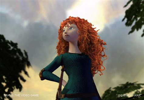 Brave: The Video Game Out on June 19th!   Pixar Talk
