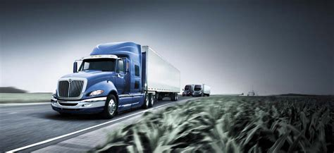 International ProStar   ProStar® is a driver?s truck. A
