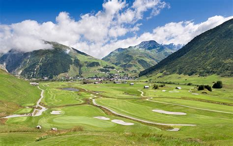 andermatt swiss alps golf  andermatt switzerland