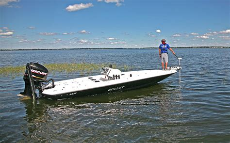 Express Flats Boats by Research 2015 Bullet Boats 22 Sf On Iboats