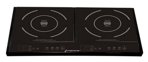 gforce gfp portable electric double induction stove