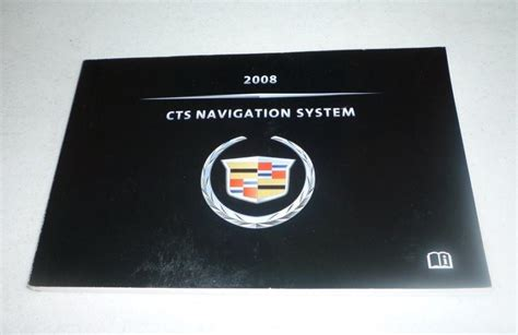 find  cadillac cts navigation system owners manual