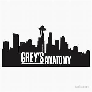 Grey's Anatomy: Stickers | Redbubble