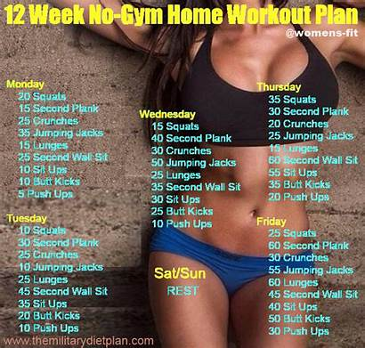 Workout Plans Gym Week