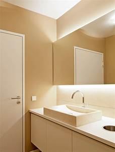 Badezimmer Planen Ideen : badezimmer beleuchtung planen ~ Lizthompson.info Haus und Dekorationen