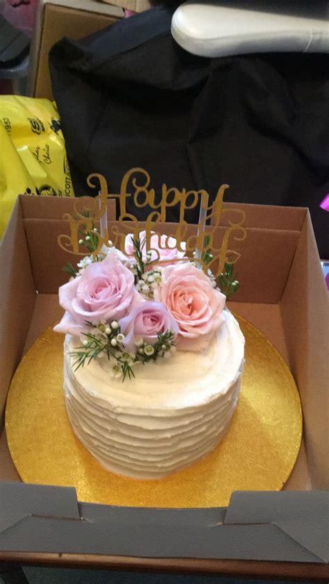 Amazoncom happy birthday mom cake topper acrylic gold glitter for. Pin by Patience Osborne on Birthday Cake Blue Ideen | Birthday cake for mom, Rustic birthday ...