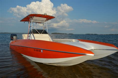 Center Console Boats With Lots Of Seating by Talon 25 Center Console W 300 S The Hull