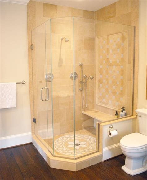 Bathroom Shower Designs by Bathroom Shower Design For Awkward Spaces In Md Dc Va