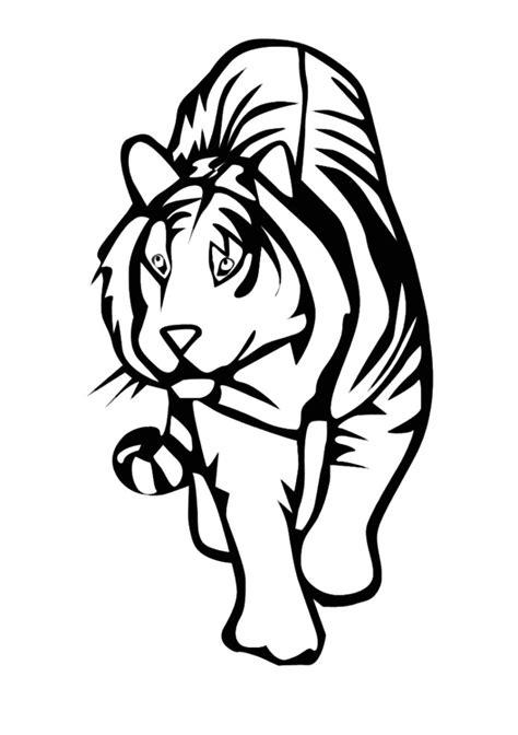 tigre da disegnare per bambini disegni uomo tigre da colorare con disegno di maschera