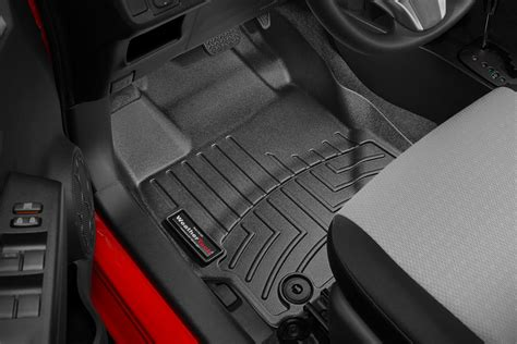 Weathertech Floor Mats by Weathertech 174 444181 Toyota Prius 2012 2015 Digitalfit