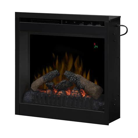 dimplex electric fireplace insert dimplex 20 in electric fireplace insert df2024l