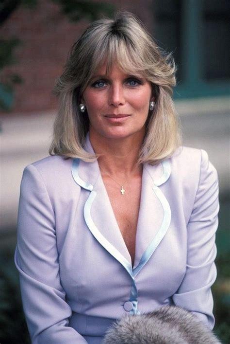 Linda Evans   Linda evans, Linda evans dynasty, Beautiful ...