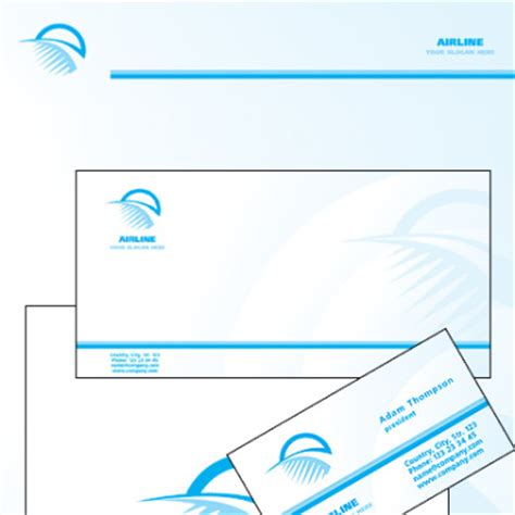 Ticket Template Monster by Airline Tickets Templates Templatemonster