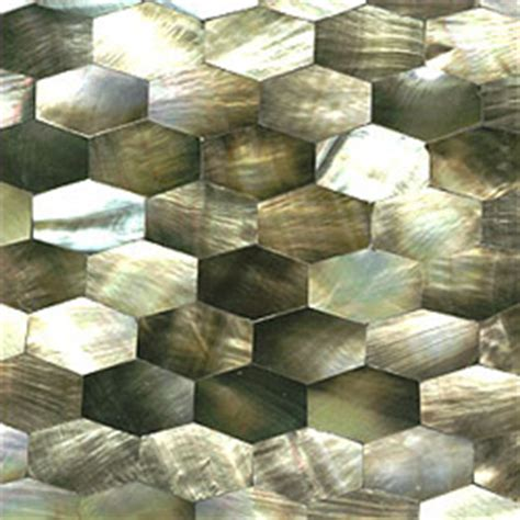 Philippine Shell Tile by Shells Tiles Walling Panel Decoration Shell Tiles