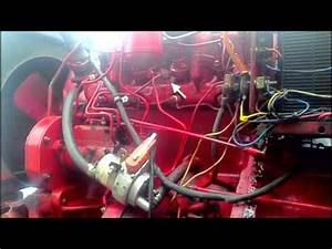 Bleeding A Diesel Fuel System