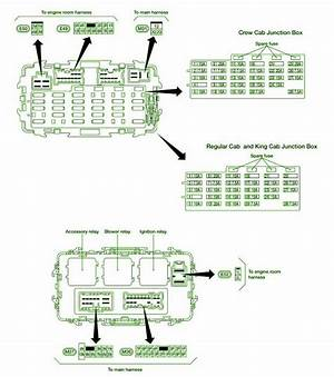 1993 Nissan Sentra Fuse Diagram 41108 Verdetellus It