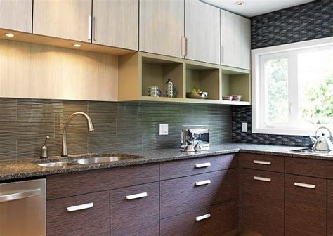 Design Of Kitchen Room by Box Shelving Creating Purposeful Wall