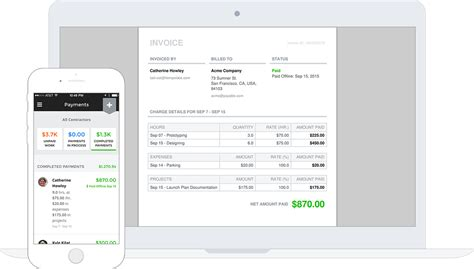 Payable's New Invoicing Feature Aims to Help 1099 Workers ...