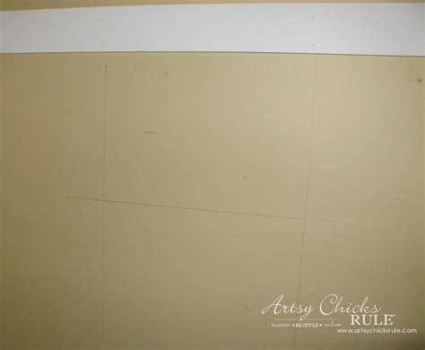 faux board  batten tutorial simple diy artsy