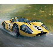 1967 Ford GT 40 Photos Informations Articles