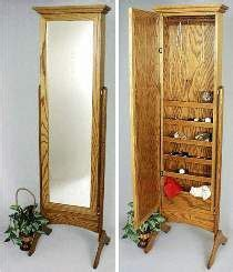 mirror jewelry cabinet plans woodworking projects plans