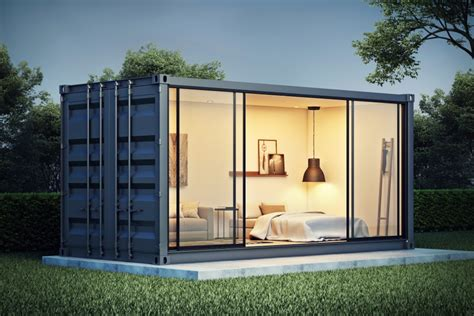 container housing manufacturers manufacturer sees shipping containers as the future of