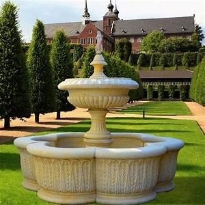 Brunnen Garten Modern : gro er garten kaskaden brunnen la vilette ~ Michelbontemps.com Haus und Dekorationen