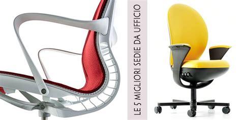 Migliore Sedia Da Ufficio - le 5 migliori sedie da ufficio best5 it