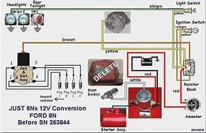 8n Wiring Diagram  U2013 Vivresaville Com