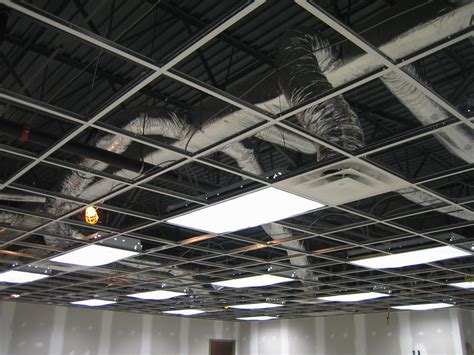 Chicago Metallic Ceilings Ceiling Grid And Ceilings On