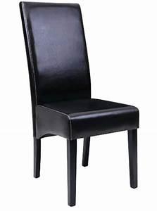 Chaise macao noir for Meuble salle À manger avec acheter une chaise