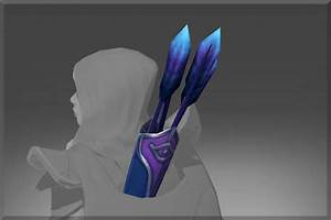 Quiver Of The Black Wind Raven Dota 2 Wiki