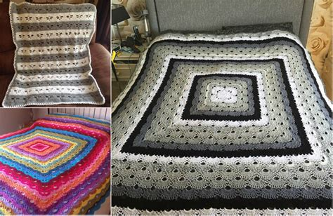 crochet virus blanket pattern video tutorial