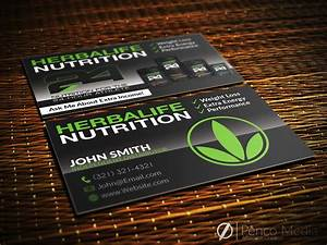 Herbalife business card design herbalife nutrition by for Herbalife business card