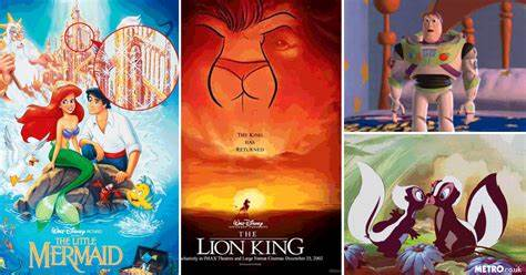 Unusual Words Weird New Incredible 22 disney innuendos from frozen the lion king, the