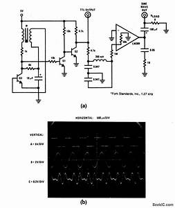 Tuning Fork Stabilized Frequency Standard