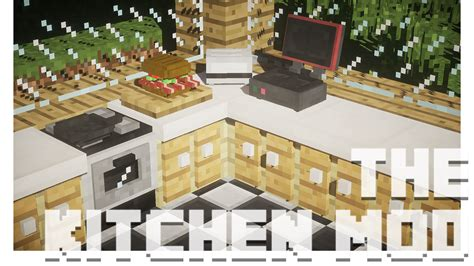 Minecraft Kitchen Mod 1 7 10 Wiki by The Kitchen Mod V1 3 23 Modular Sandwiches Now