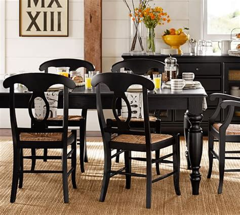 Lachman Extending Dining Table  Pottery Barn