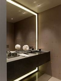 contemporary bathroom mirrors How To Pick A Modern Bathroom Mirror With Lights