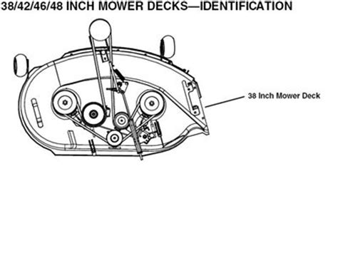 deere l110 mower deck belt routing deere lt166 engine diagram free engine image