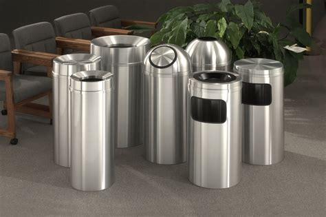 designer trash can the advantages of decorative or designer waste receptacles