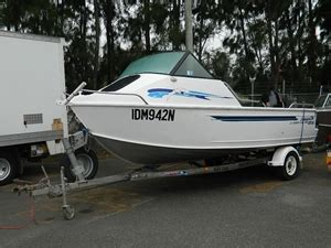 Cuddy Cabin Boats Australia by Brooker 525 Discovery Cuddy Cabin Auction 0001 5006626